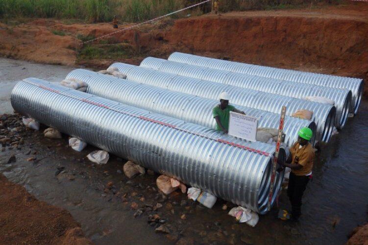 Galvanised Steel Products