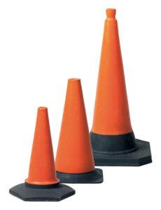 heavy-based cones