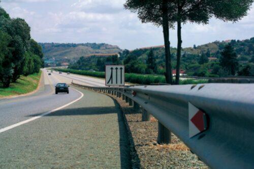 road guardrails for sale