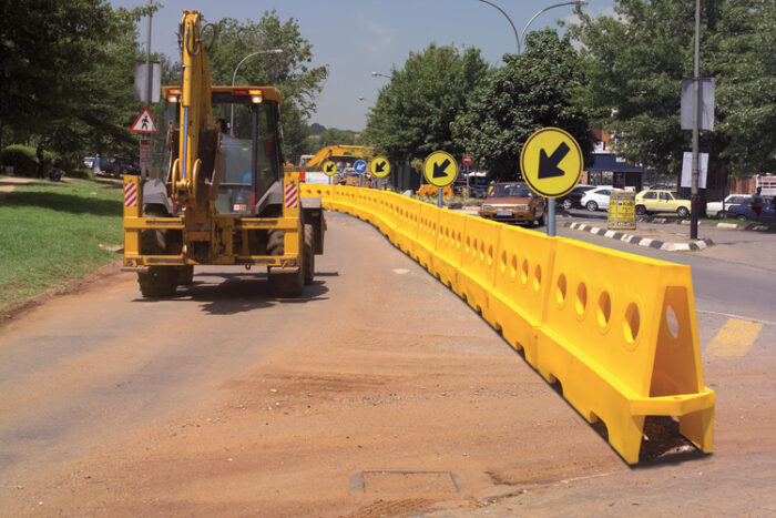 Road-Safety Barriers